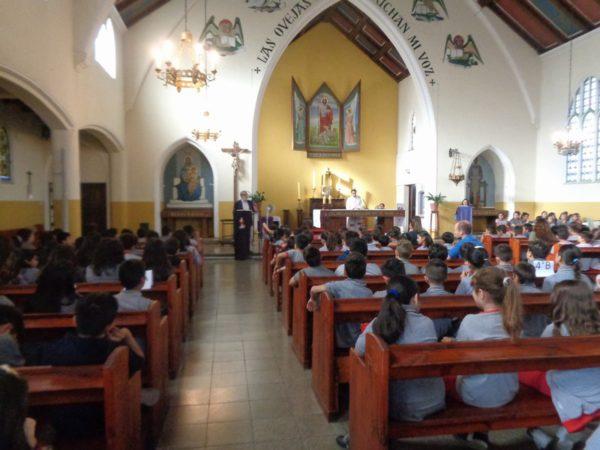 Liturgias de Inicio Año Escolar y Cuaresma