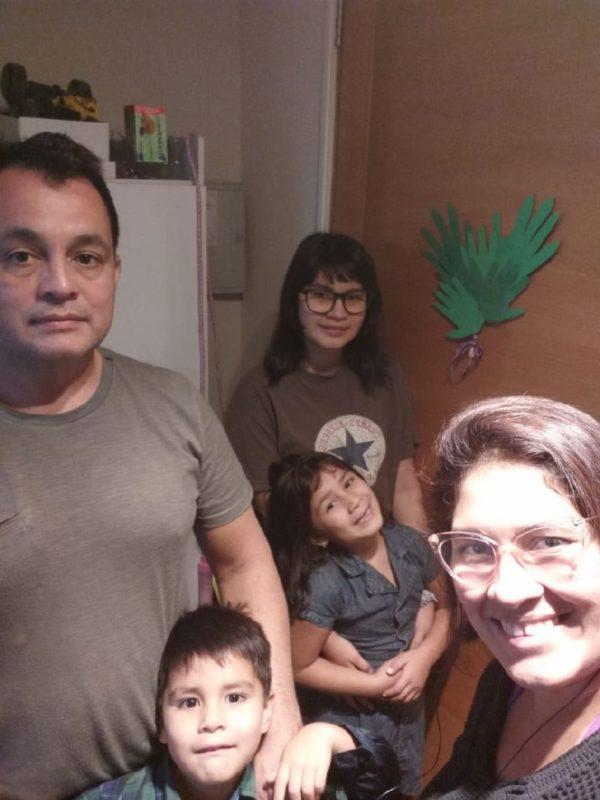 Domingo de Ramos en casa