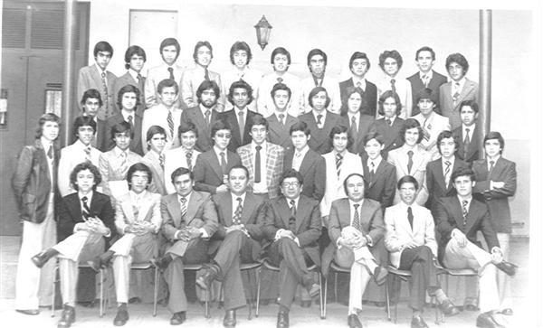 1977 - IV° Medio A