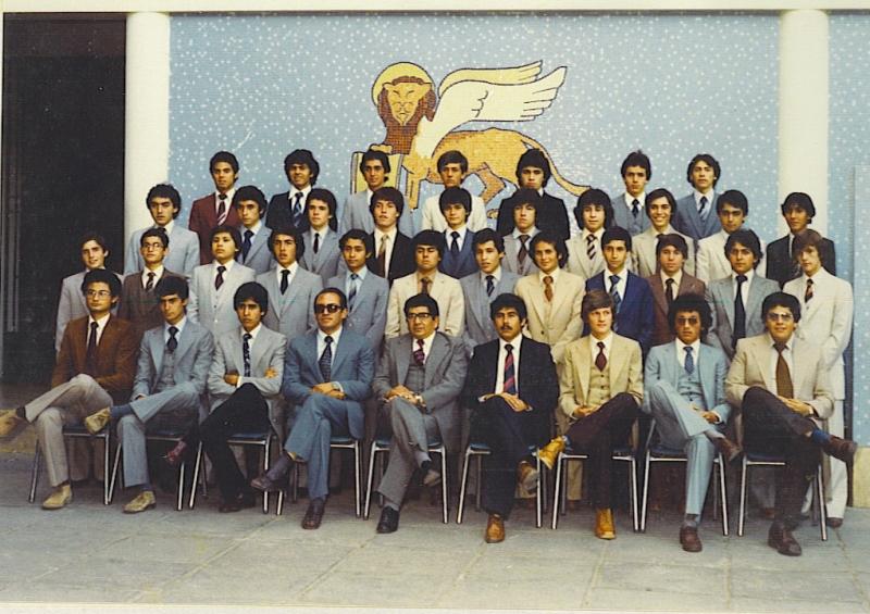 1980 - IV° Medio A