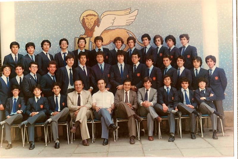 1983 - IV° Medio A