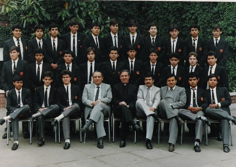 1988 - IV° Medio A