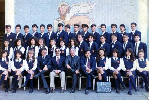 1990 - IV° Medio