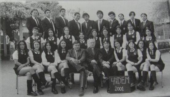 2001 - IV° Medio D