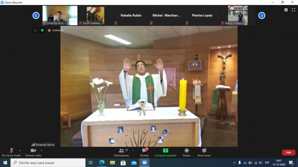 Misa On line por el Día del Profesor