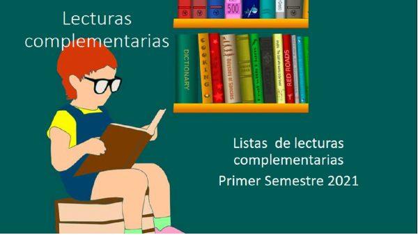 Lecturas Complementarias primer semestre 2021