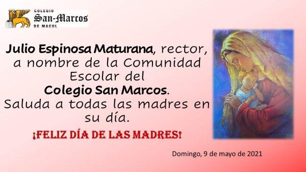"""Saludo del """"Día de la Madre"""""""