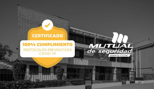 Colegio San Marcos Recibe Sello Mutual de Seguridad Covid-19