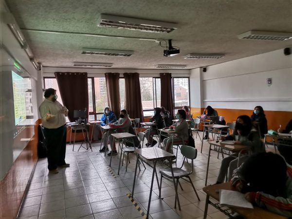 Retorno a clases presenciales 2° Semestre