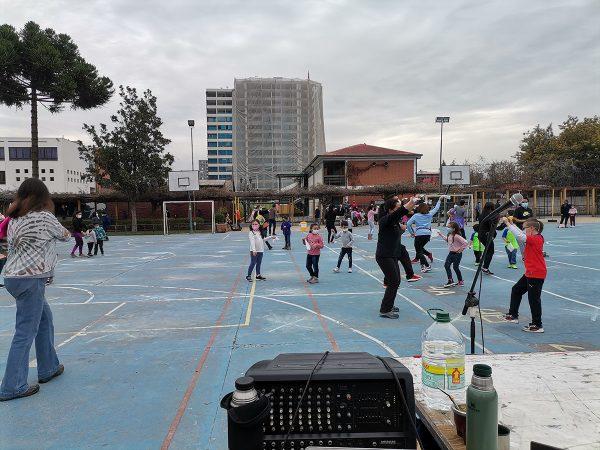 ¡Revive nuestra primera actividad recreativa!